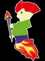 Feuer & Flamme für Lichtenberg_Logo